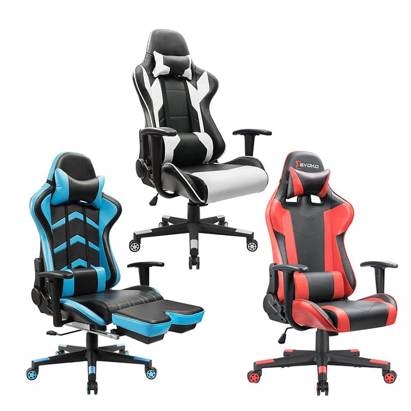 Best Budget Gaming Chairs Of 2018 Reviews With Comparison
