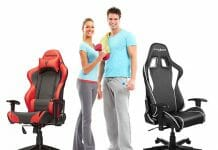 Gaming chair benefits for men and women