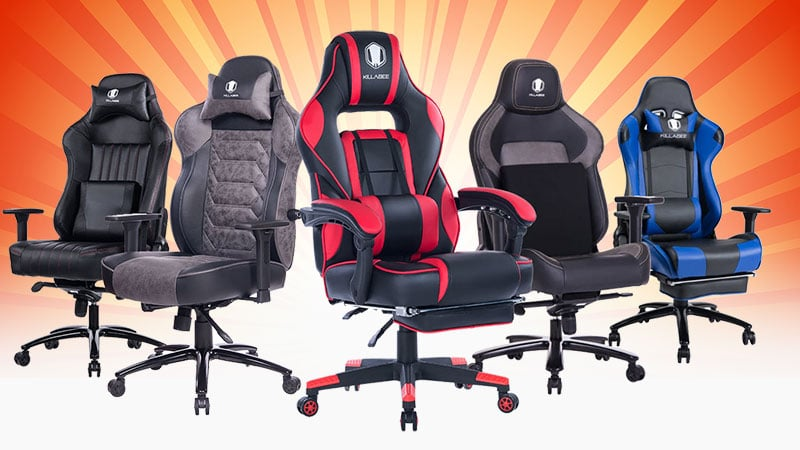 Killabee gaming chair review