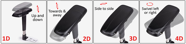 Gaming chair armrest options for gaming chair user guide