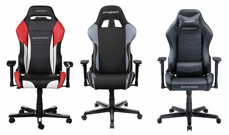Comparing DXracer Drift and Formula Series gaming chairs