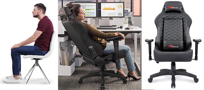 Homall chairs vs office chairs