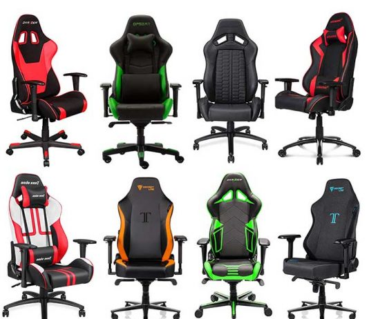 Best premium gaming chairs in the world