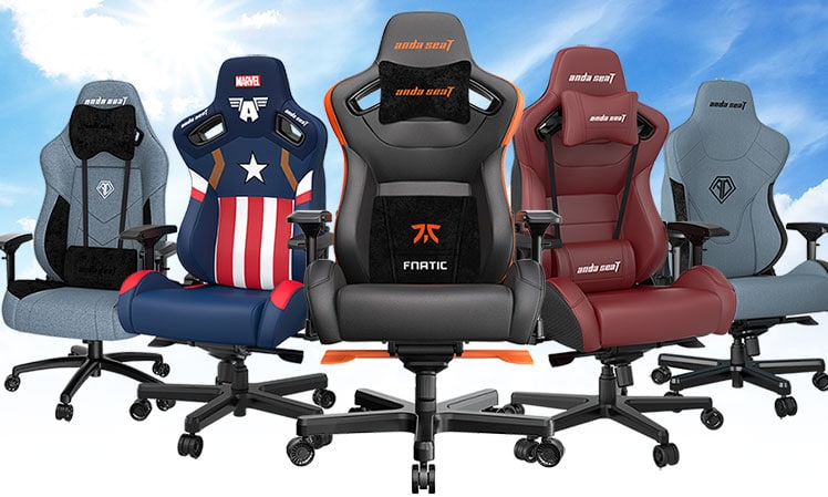 ANda Seat gaming chair review