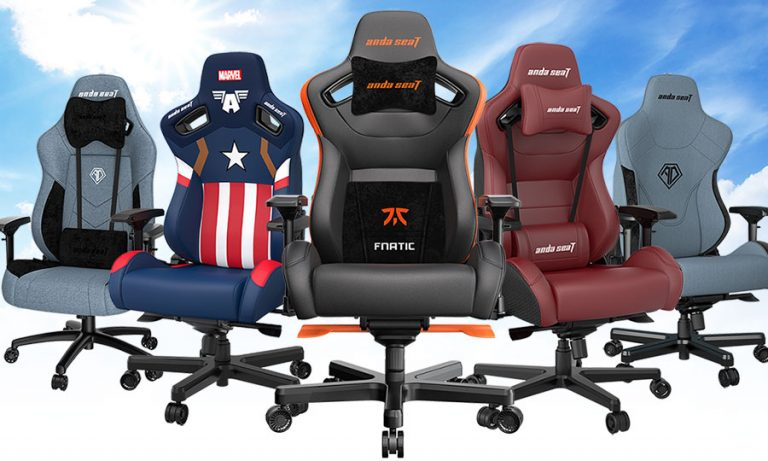 Best Anda Seat Gaming Chairs Reviewed (2021 Edition)