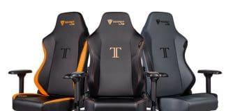 Secretlab Titan 2020 Series gaming chair