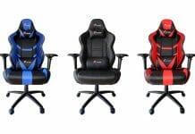 TT Racing Royale gaming chair