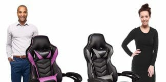 Elecwish gaming chairs with models