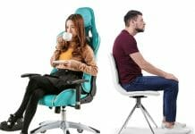 Gaming chair worth compared to office chairs