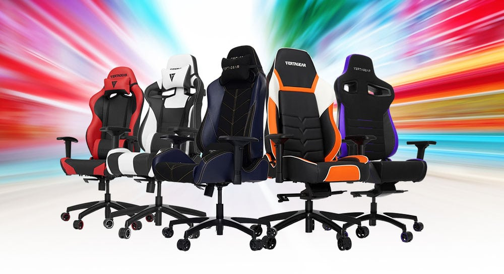 Vertagear gaming chair review