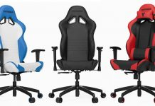 Vertagear SL2000 gaming chaircolor options