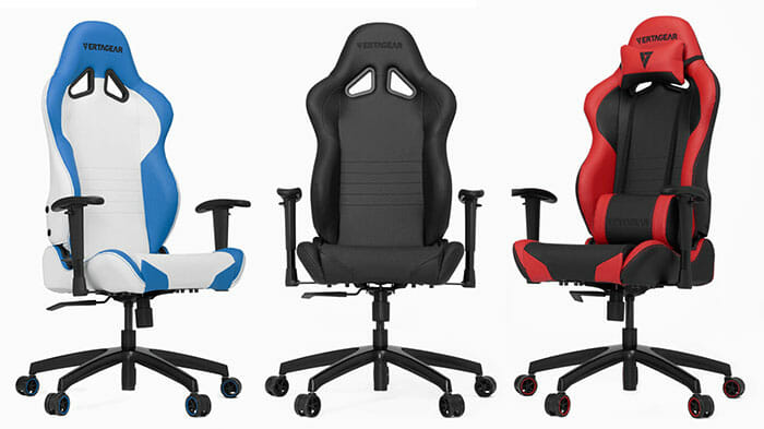 Vertagear SL2000 color options