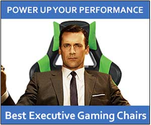 Best premium gaming chairs for Executives