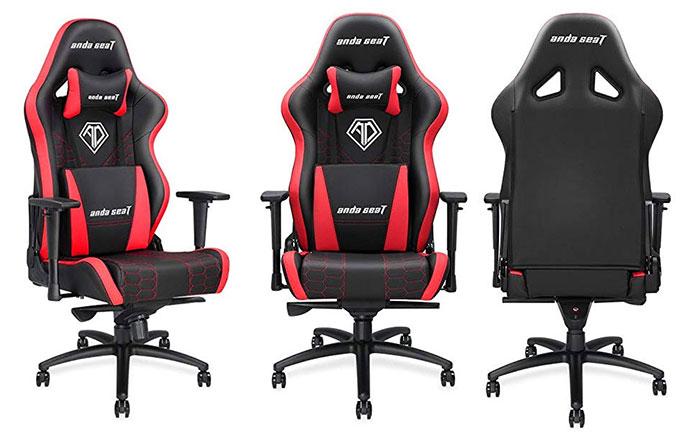 Anda seat King Spirit 400lb Gaming Racing Chair