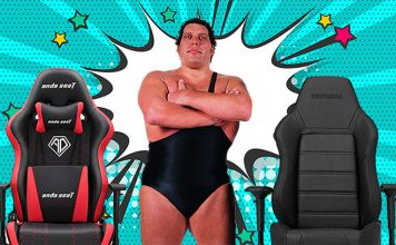 Best gaming chairs for heavyweights