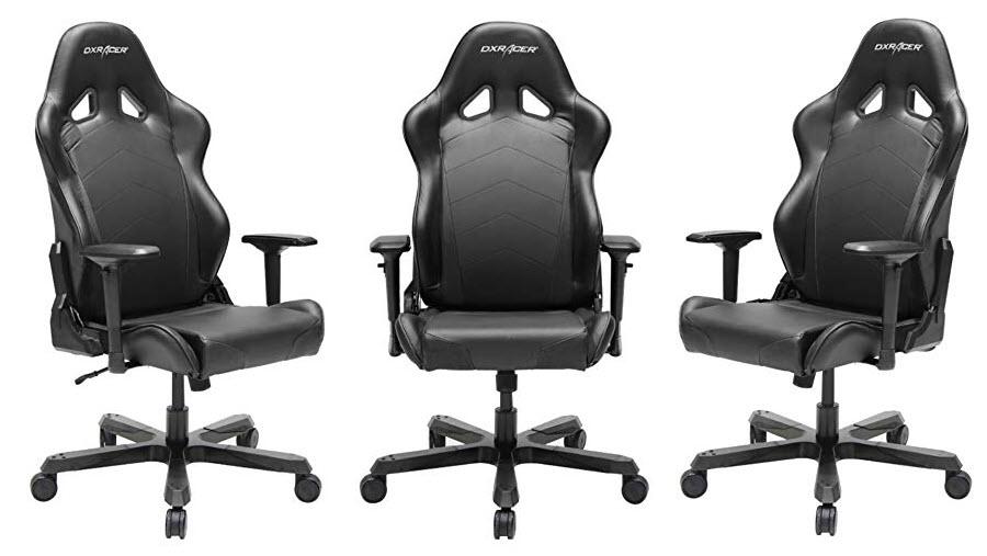 DXRacer Tank Series DOH/TS29/N Big and Tall Chair