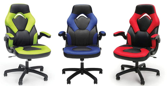 Essentials by OFM ESS-3085 Racing Style Gaming Chair