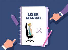 Gaming chair user manual