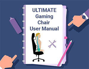 Ultimate gaming chair user manual