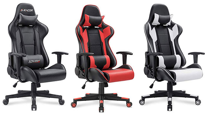 HOmall Executive Gaming Chairs