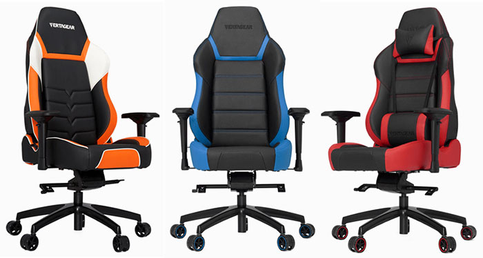 Vertagear P-Line PL6000 Racing Series Gaming Chair