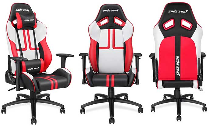 Anda Seat Viper Series gaming chair