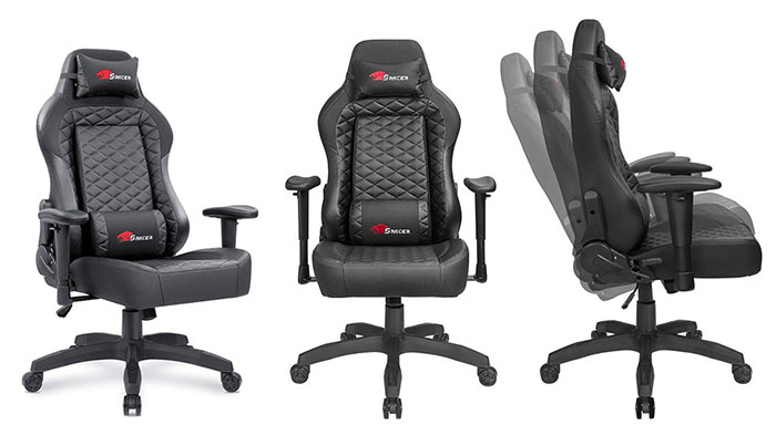 Homall executive recliner (original design)
