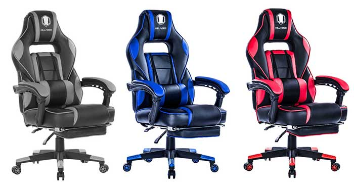 Killabee budget gaming chairs