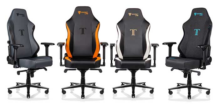 Secretlab Titan premium gaming chair