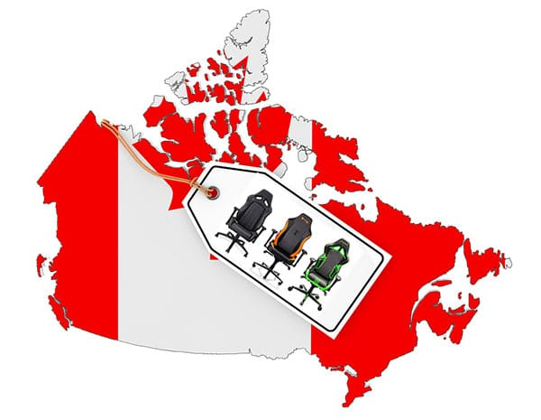 Buying a gaming chair in Canada
