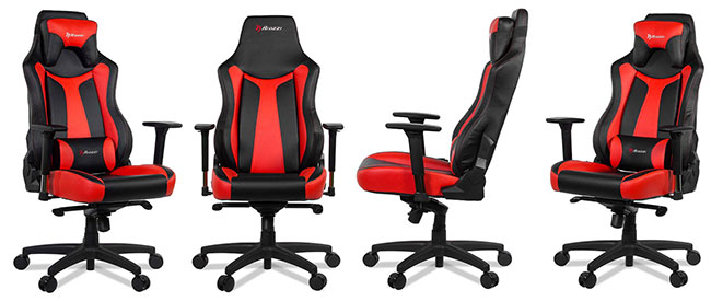 Arozzi high end gaming chairs