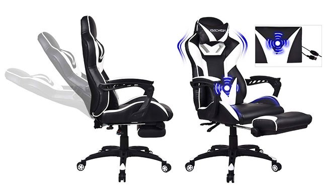 Elecwish Luxury Edition gaming chair