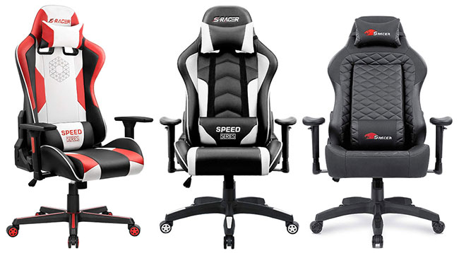 Homall gaming chairs