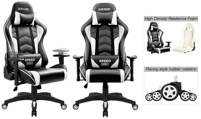 Homall super premium gaming chair