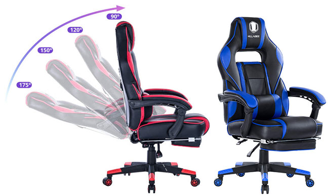 Killabee gaming chairs