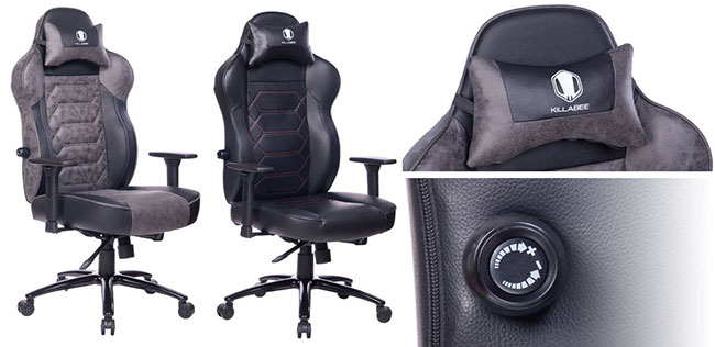 Pleasing Killabee Gaming Chair Review Their Top Models Chairsfx Pdpeps Interior Chair Design Pdpepsorg