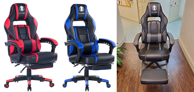Killabee 9015 gaming chair review