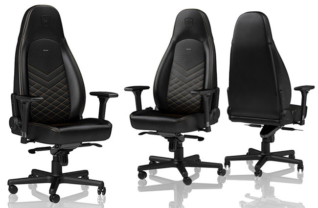Noblechairs Icon premium gaming chairs