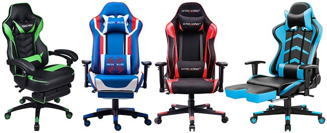 Tremendous Best Cheap Gaming Chairs Under 200 Chairsfx Pabps2019 Chair Design Images Pabps2019Com