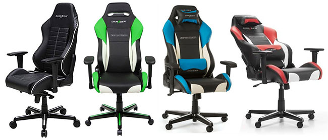 Drifting Series chair options