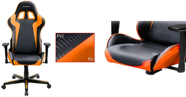 Carbon Fiber gaming chair