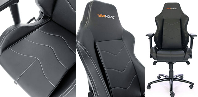 Maxnomic Dominator gaming chair