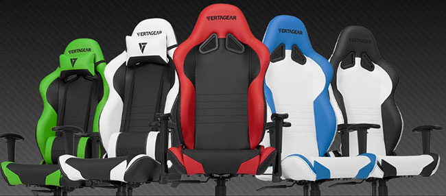 SL2000 gaming chair colors