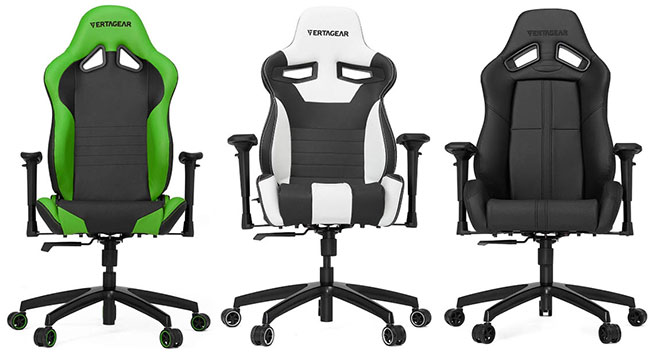 Vertagear S-Line gaming chair review