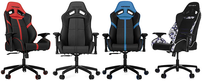 Strange Vertagear Sl5000 Luxury Gaming Chair Review Chairsfx Ibusinesslaw Wood Chair Design Ideas Ibusinesslaworg