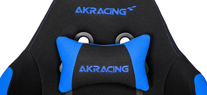 AKRacing Core Series EX upholstery