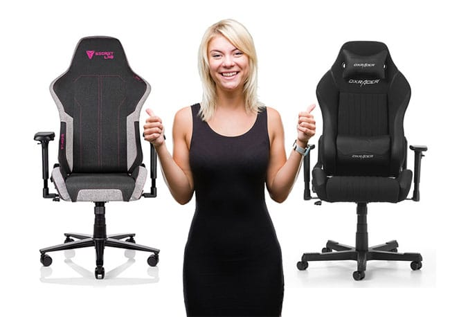 Best small sized gaming chairs