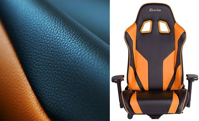 Throttle Series upholstery