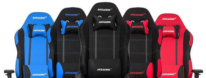 AKRacing Core Series color options