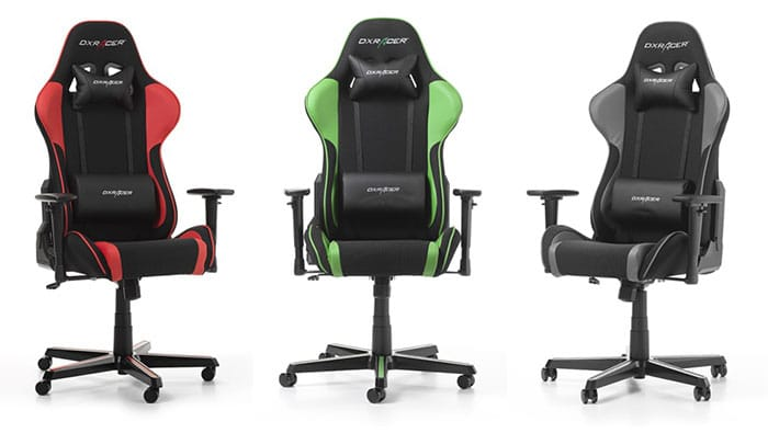 DXRacer Formula Series affordable gaming chairs